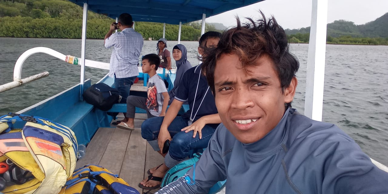 On The Boat, Snorkeling Tour In Secret Gilis